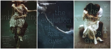 Image result for mara dyer series