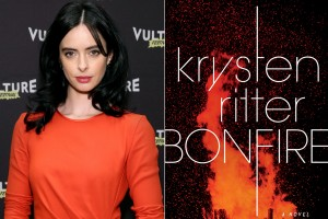 krysten-ritter-and-bonfire