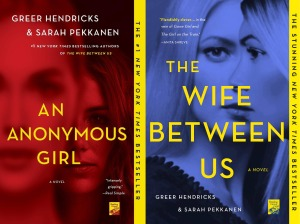 Hendricks Pekkanen books